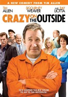 Crazy on the Outside - DVD cover (xs thumbnail)