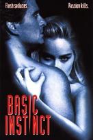 basic instinct 1992 movie posters