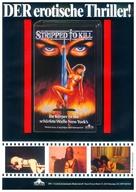 Stripped to Kill - German Movie Poster (xs thumbnail)