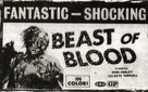 Beast of Blood - poster (xs thumbnail)