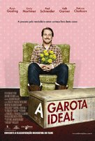 Lars and the Real Girl - Brazilian Movie Poster (xs thumbnail)