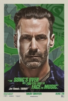 Baby Driver - Character movie poster (xs thumbnail)