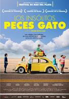 Los insólitos peces gato - Argentinian Movie Poster (xs thumbnail)