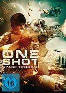 One Shot - German DVD cover (xs thumbnail)
