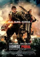 Live Die Repeat: Edge of Tomorrow - Estonian Movie Poster (xs thumbnail)