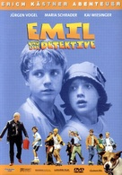 Emil und die Detektive - German Movie Cover (xs thumbnail)