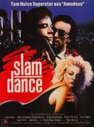 Slam Dance - German Movie Poster (xs thumbnail)