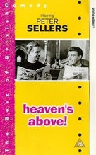 Heavens Above! - VHS cover (xs thumbnail)