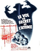 The Atomic City - French Movie Poster (xs thumbnail)