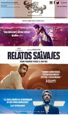 Relatos salvajes - Colombian Movie Poster (xs thumbnail)