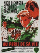 The Sins of Rachel Cade - French Movie Poster (xs thumbnail)