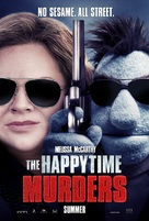 The Happytime Murders - Movie Poster (xs thumbnail)
