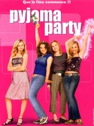 Sleepover - French DVD movie cover (xs thumbnail)