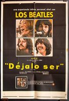 Let It Be - Argentinian Movie Poster (xs thumbnail)