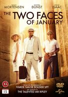The Two Faces of January - Danish DVD movie cover (xs thumbnail)