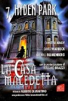 7, Hyden Park: la casa maledetta - Italian DVD movie cover (xs thumbnail)