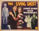 The Living Ghost - Movie Poster (xs thumbnail)