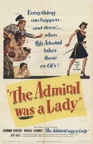 The Admiral Was a Lady - Movie Poster (xs thumbnail)