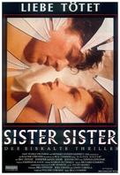 Sister, Sister - German Movie Poster (xs thumbnail)