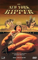Lo squartatore di New York - Austrian DVD movie cover (xs thumbnail)