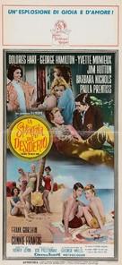 Where the Boys Are - Italian Movie Poster (xs thumbnail)
