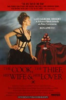 The Cook the Thief His Wife & Her Lover - Movie Poster (xs thumbnail)