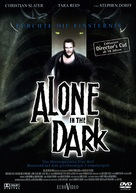 Alone in the Dark - German Movie Cover (xs thumbnail)