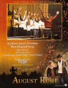 August Rush - For your consideration movie poster (xs thumbnail)