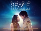 The Space Between Us - British Movie Poster (xs thumbnail)