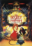 The Secret of NIMH - DVD cover (xs thumbnail)