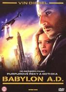 Babylon A.D. - Slovak DVD cover (xs thumbnail)