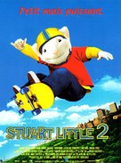 Stuart Little 2 - French Movie Poster (xs thumbnail)