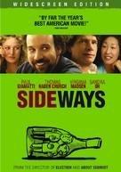 Sideways - DVD cover (xs thumbnail)