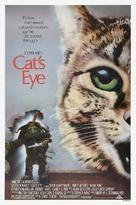 Cat's Eye - Movie Poster (xs thumbnail)