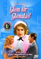 Glen or Glenda - German Movie Cover (xs thumbnail)