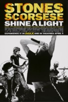 Shine a Light - Movie Poster (xs thumbnail)