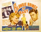Blondie Brings Up Baby - Movie Poster (xs thumbnail)
