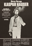 Jeder für sich und Gott gegen alle - German Movie Poster (xs thumbnail)