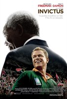 Invictus - Argentinian Movie Poster (xs thumbnail)