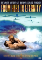From Here to Eternity - DVD cover (xs thumbnail)
