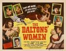 The Daltons' Women - Movie Poster (xs thumbnail)