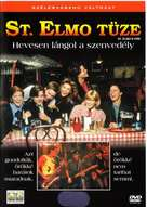 St. Elmo's Fire - Hungarian Movie Cover (xs thumbnail)