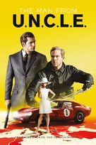 The Man from U.N.C.L.E. - DVD movie cover (xs thumbnail)