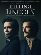 Killing Lincoln - DVD cover (xs thumbnail)