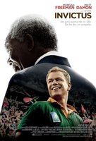 Invictus - Brazilian Movie Poster (xs thumbnail)