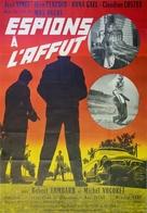 Espions à l'affût - French Movie Poster (xs thumbnail)