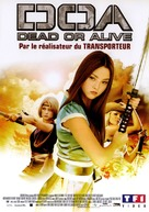 Dead Or Alive - French Movie Cover (xs thumbnail)