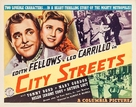 City Streets - Movie Poster (xs thumbnail)