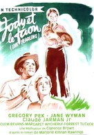 The Yearling - French Movie Poster (xs thumbnail)