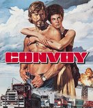 Convoy - Blu-Ray movie cover (xs thumbnail)
